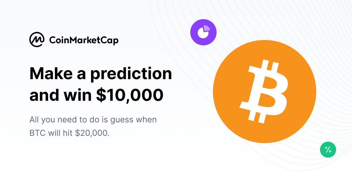bitcoin coinmarketcap pret)