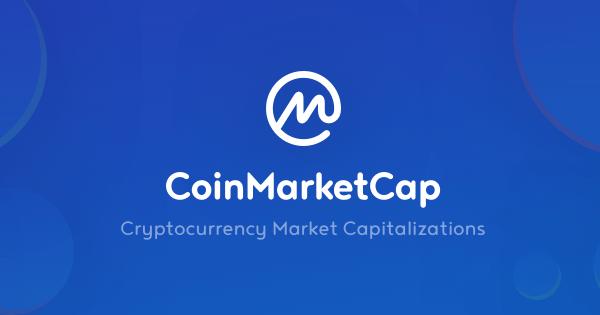 Market capitalization of cryptocurrencies   CoinMarketCap