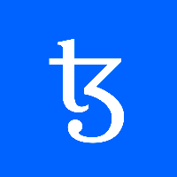 Tezos (XTZ) price, charts, market cap, and other metrics | CoinMarketCap