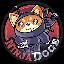 Ninja Doge logo