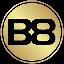 B8 logo