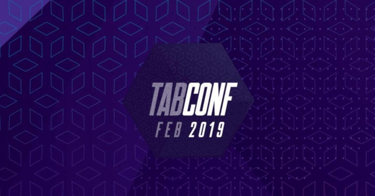 TABConf 2019