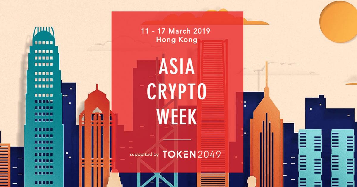 Asia Crypto Week