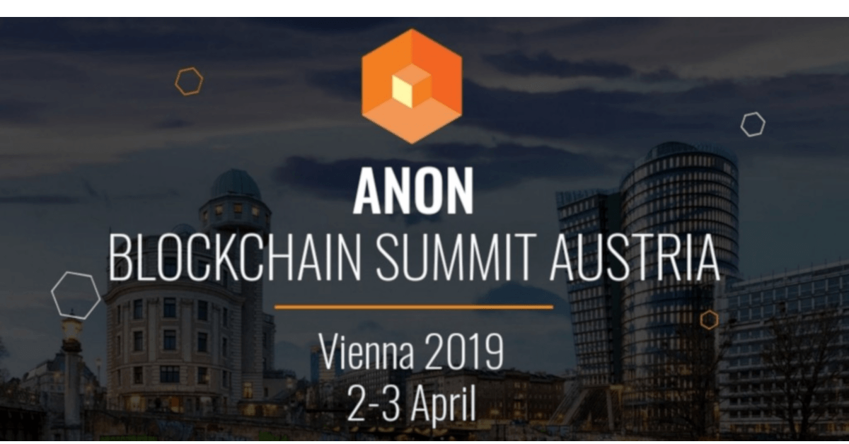 ANON Blockchain Summit Austria