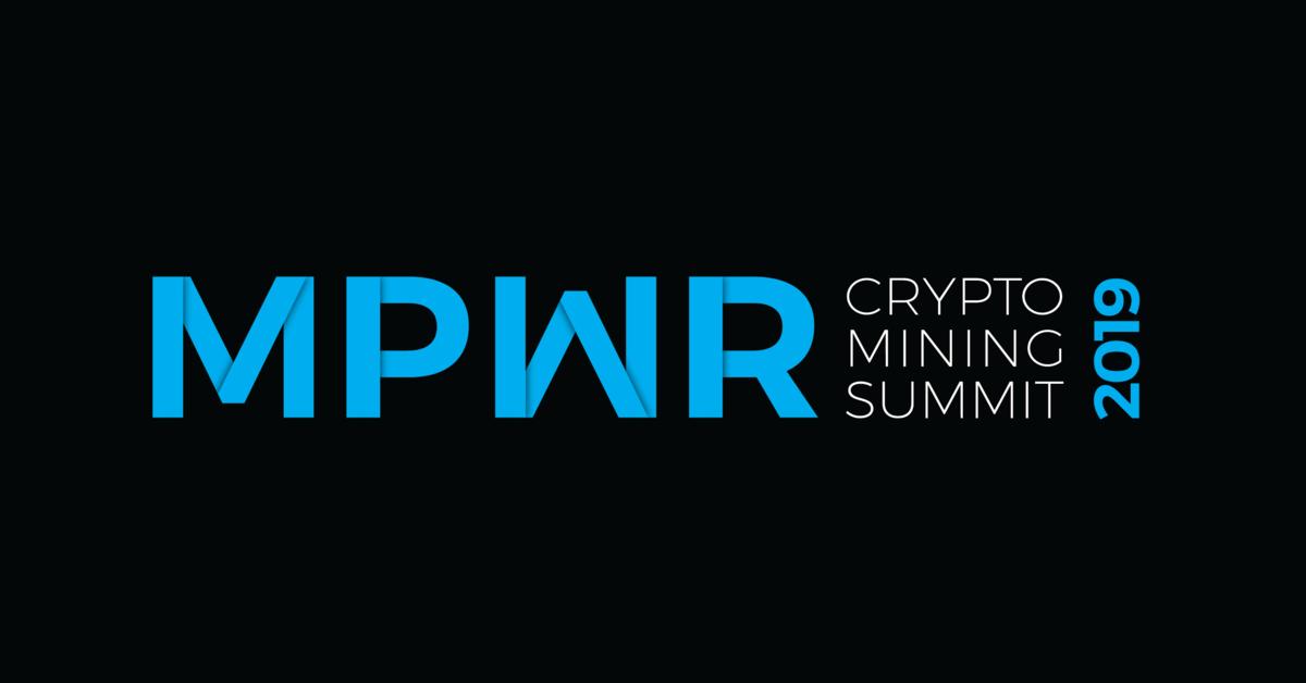 MPWR Crypto Mining Summit 2019