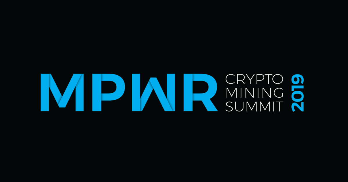 MPWR Crypto Mining Summit 2019
