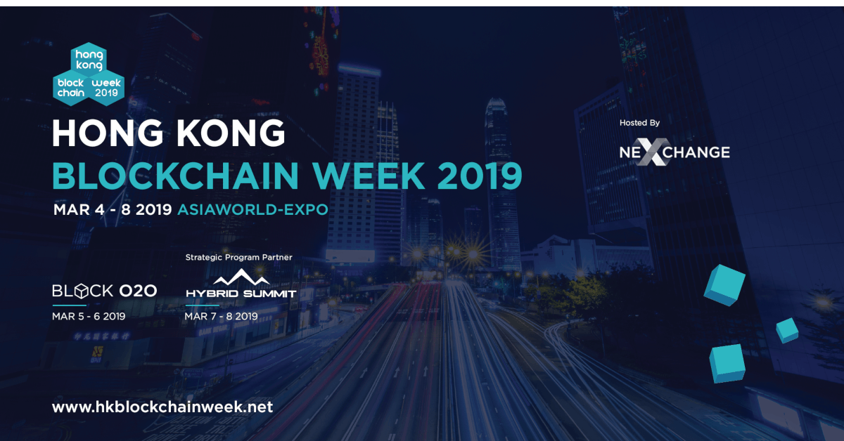 Hong Kong Blockchain Week
