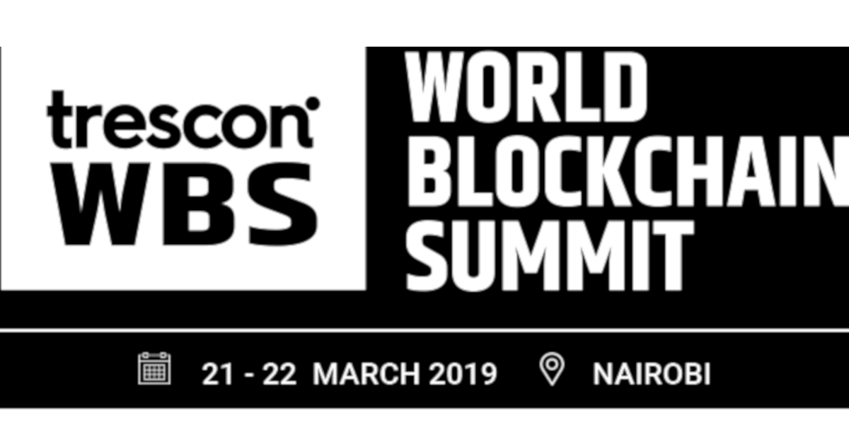 Trescon World Blockchain Summit Nairobi
