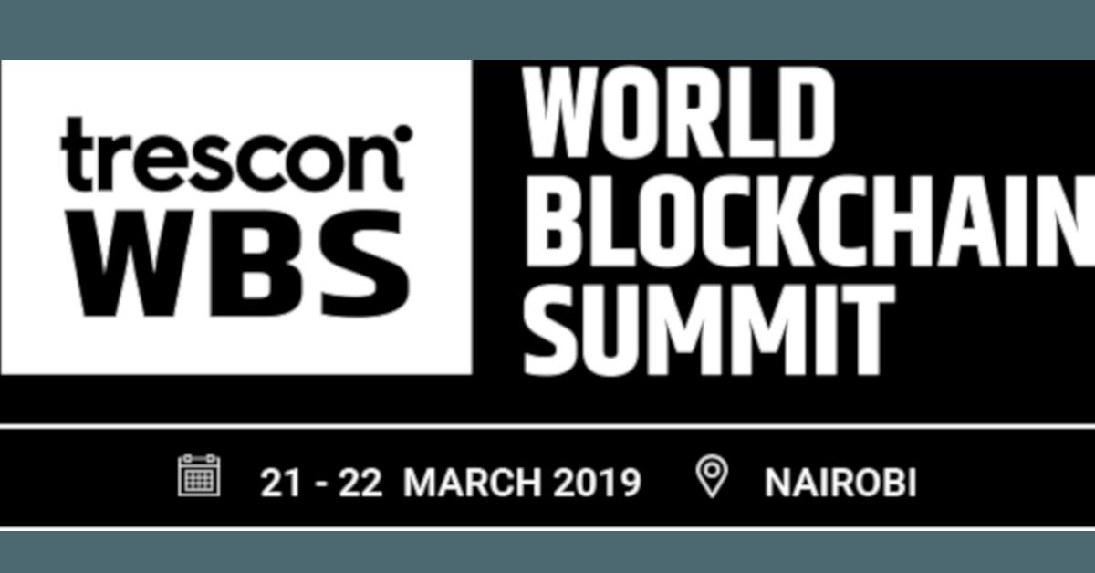 Trescon World Blockchain Summit Nairobi