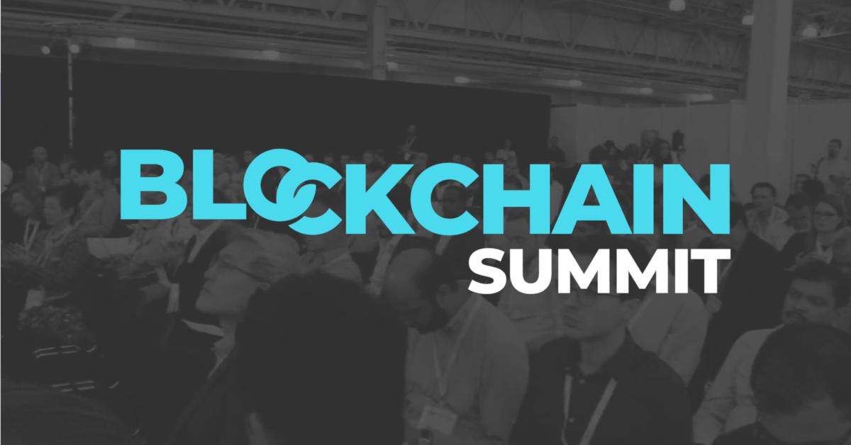 Blockchain Summit London
