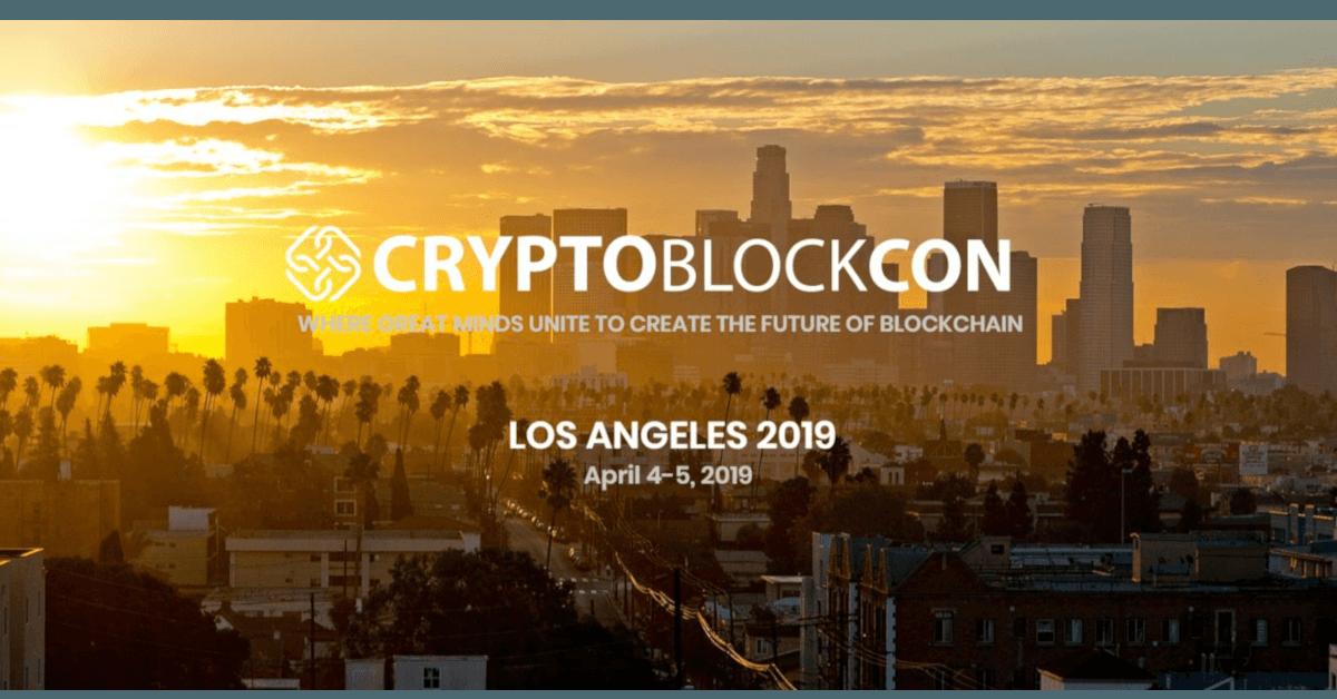CRYPTOBLOCKON - Los Angeles