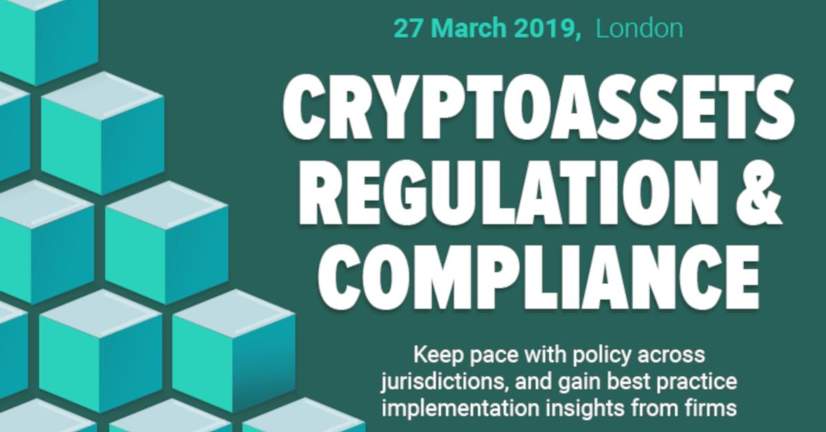 Cryptoassets Regulation & Compliance