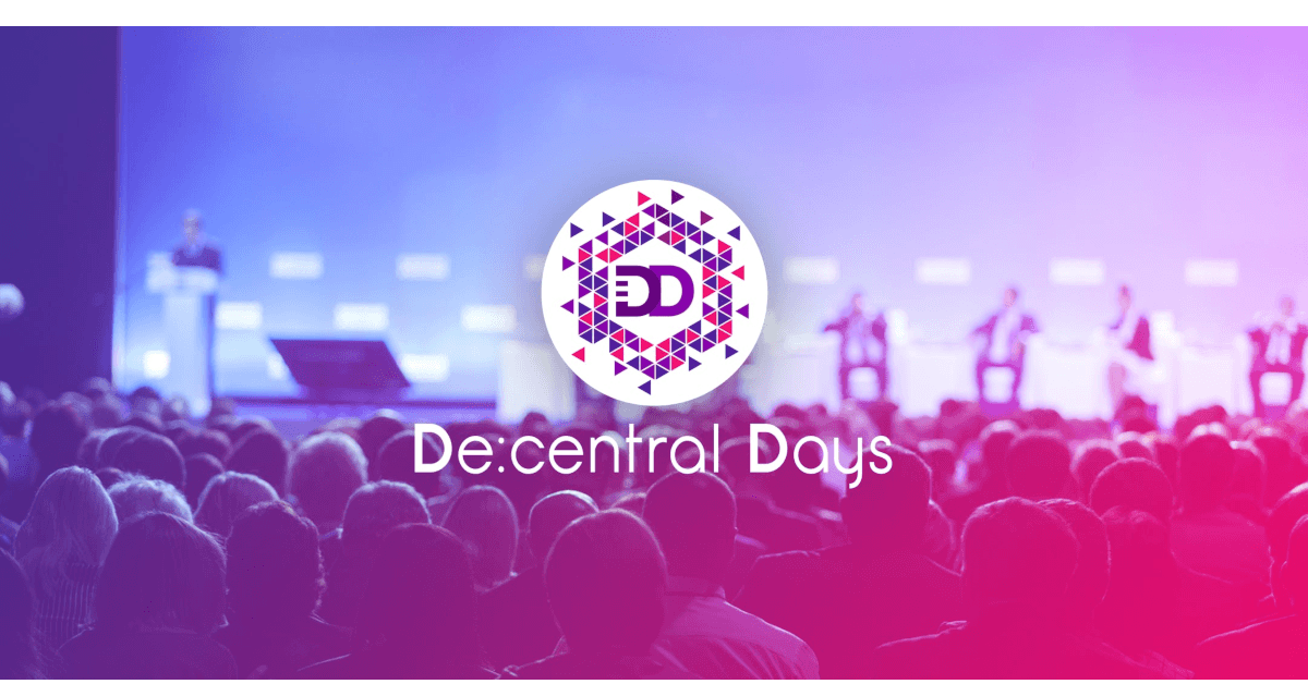 De:central Days - Digital Economy Convention