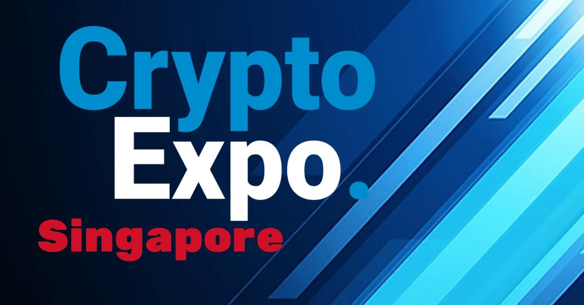 Crypto Expo Singapore