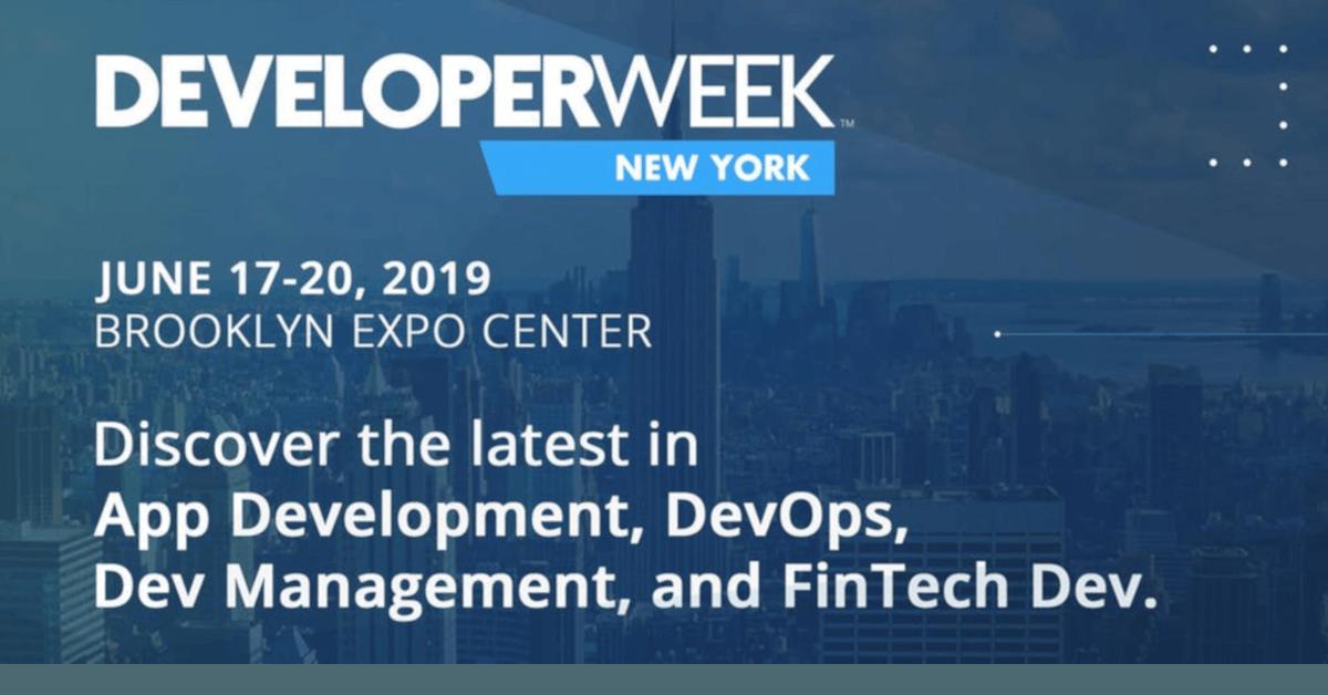Developer Week New York