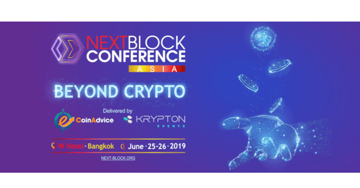 Next Block Conference Asia