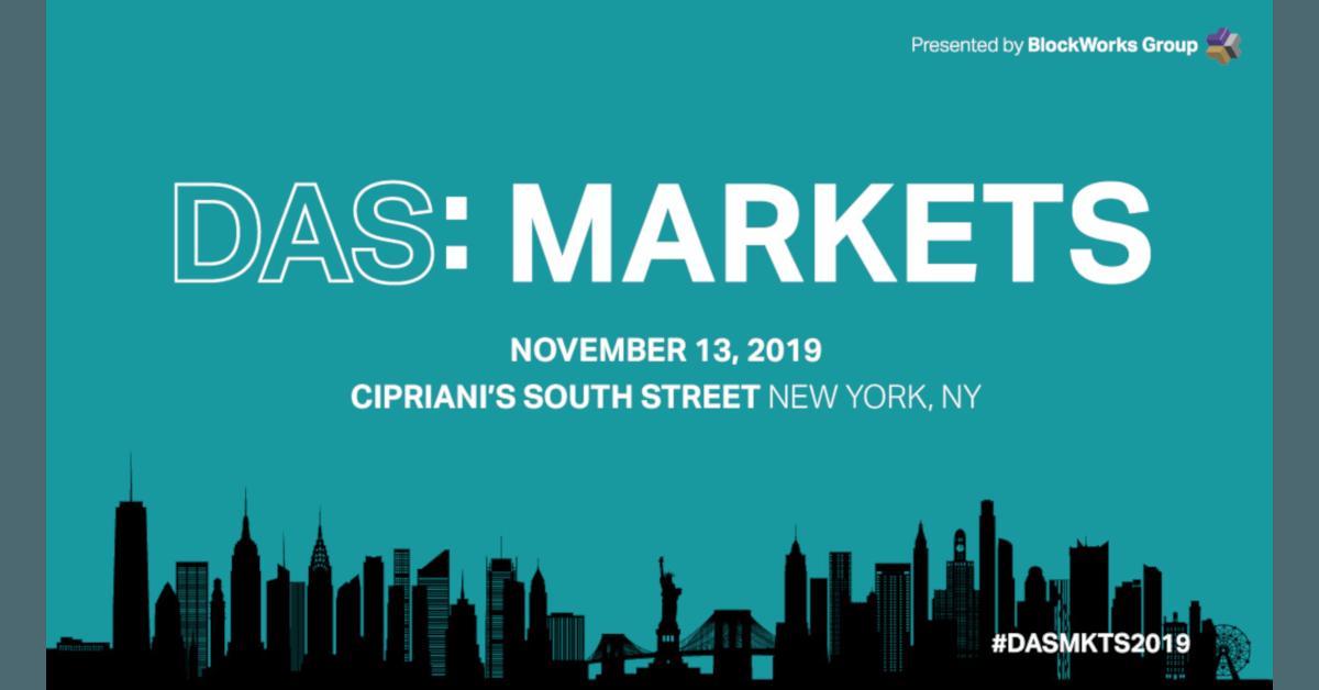 DAS: Markets 2019