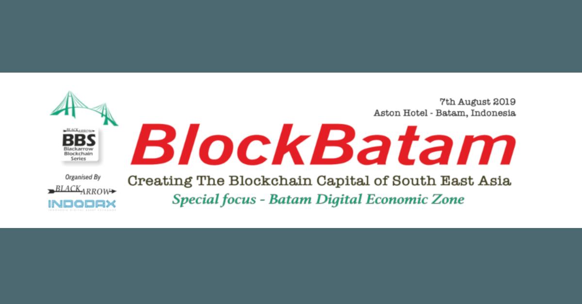 BlockBatam Blockchain Conference
