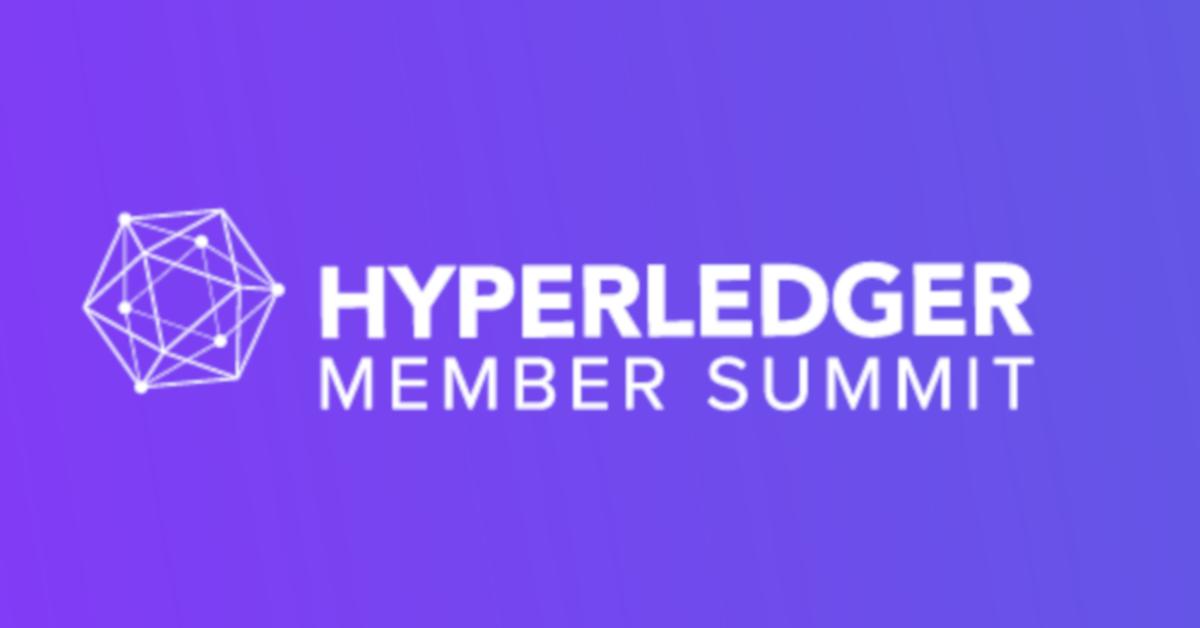 Hyperledger Member Summt