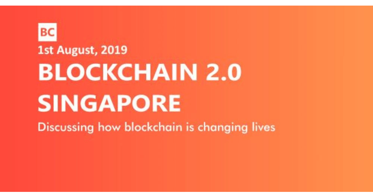 Blockchain 2.0 Singapore