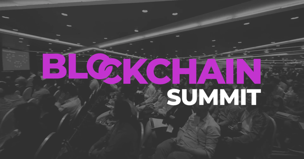 Blockchain Summit Singapore 2019