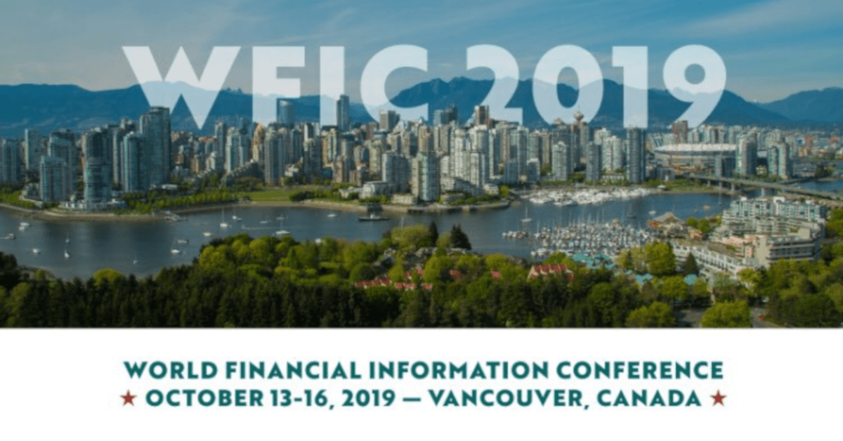 World Financial Information Conference