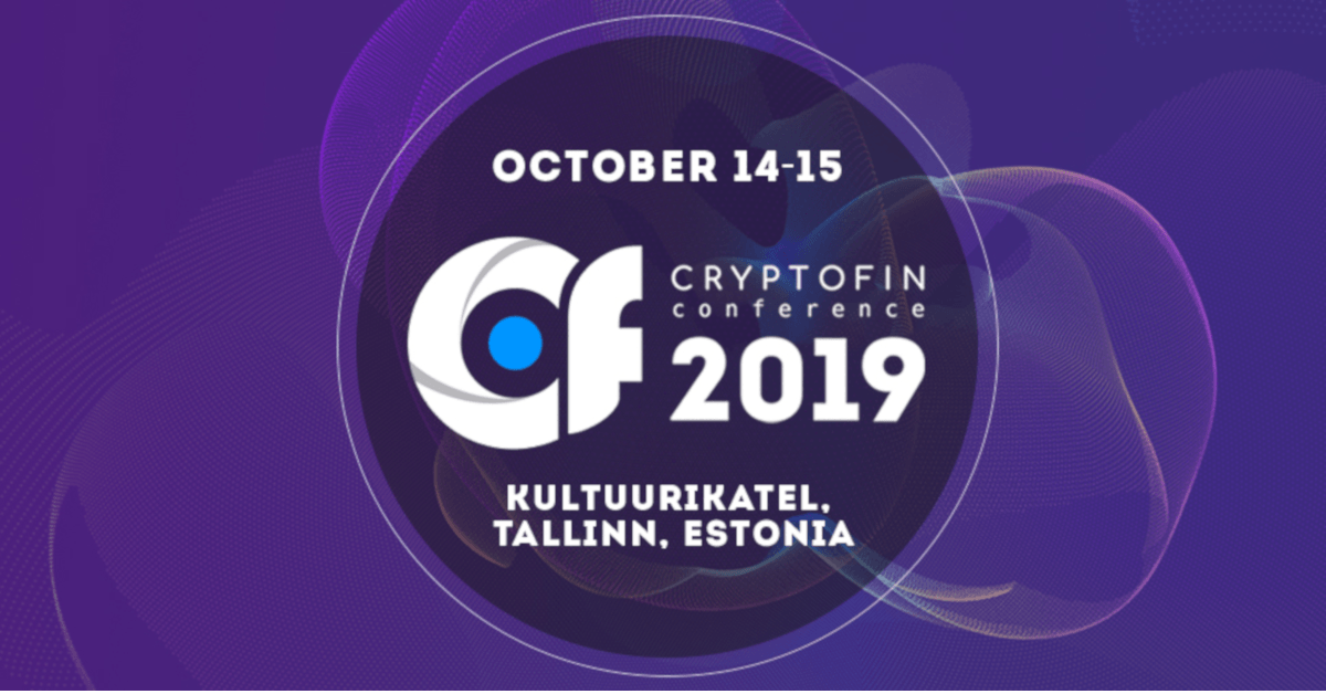 CryptoFin Conference 2019