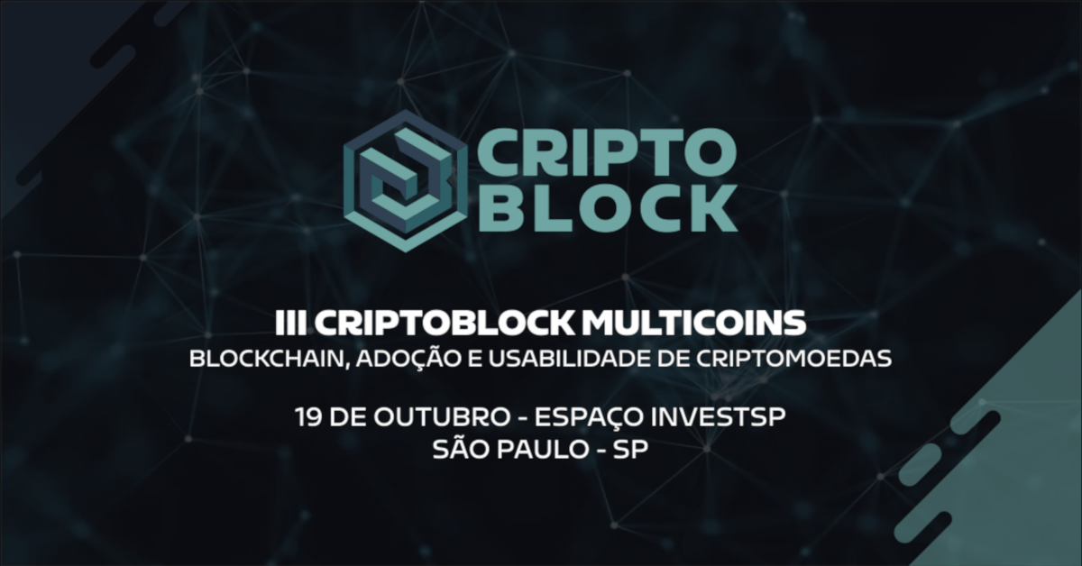 3º Criptoblock Multicoins São Paul