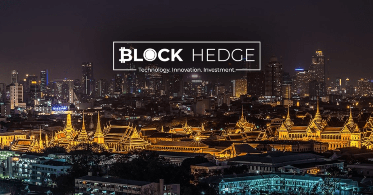 Block Hedge 2nd Annual Edition
