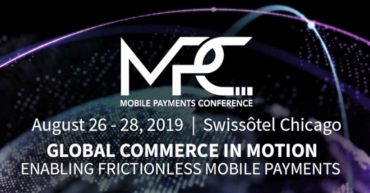 Mobile Payments Conference 2019