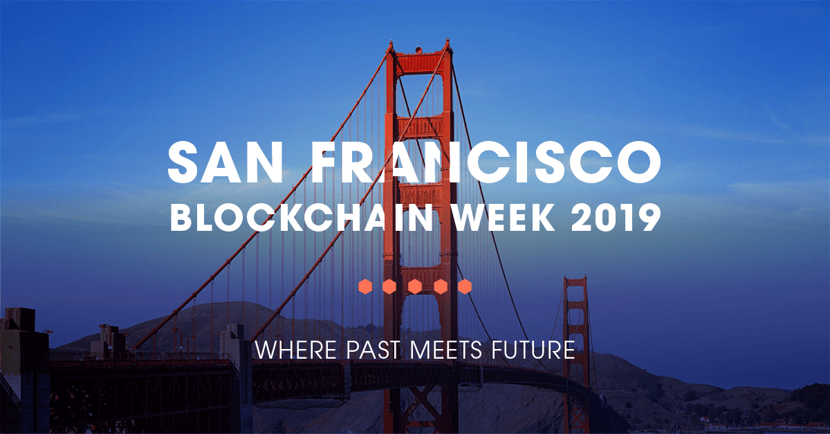 SF Blockchain Week Epicenter