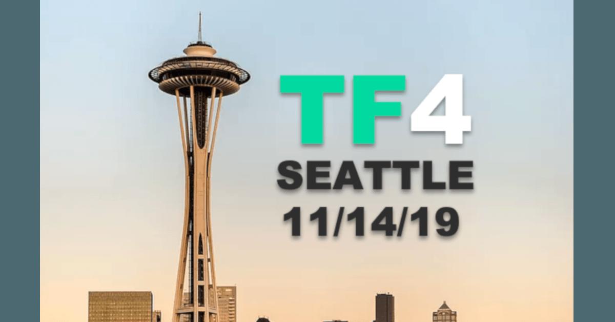 TF4 Seattle Blockchain