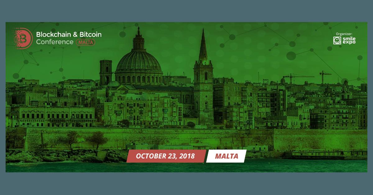 Blockchain & Bitcoin Conference - Malta