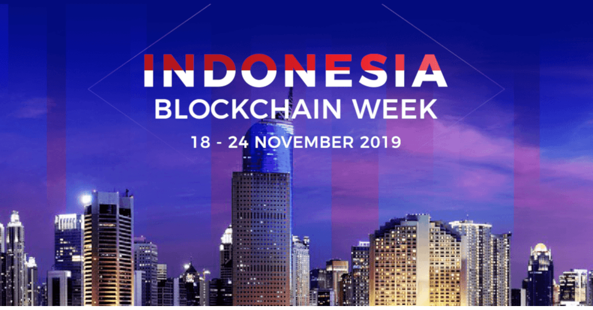 Indonesia Blockchain Week 2019