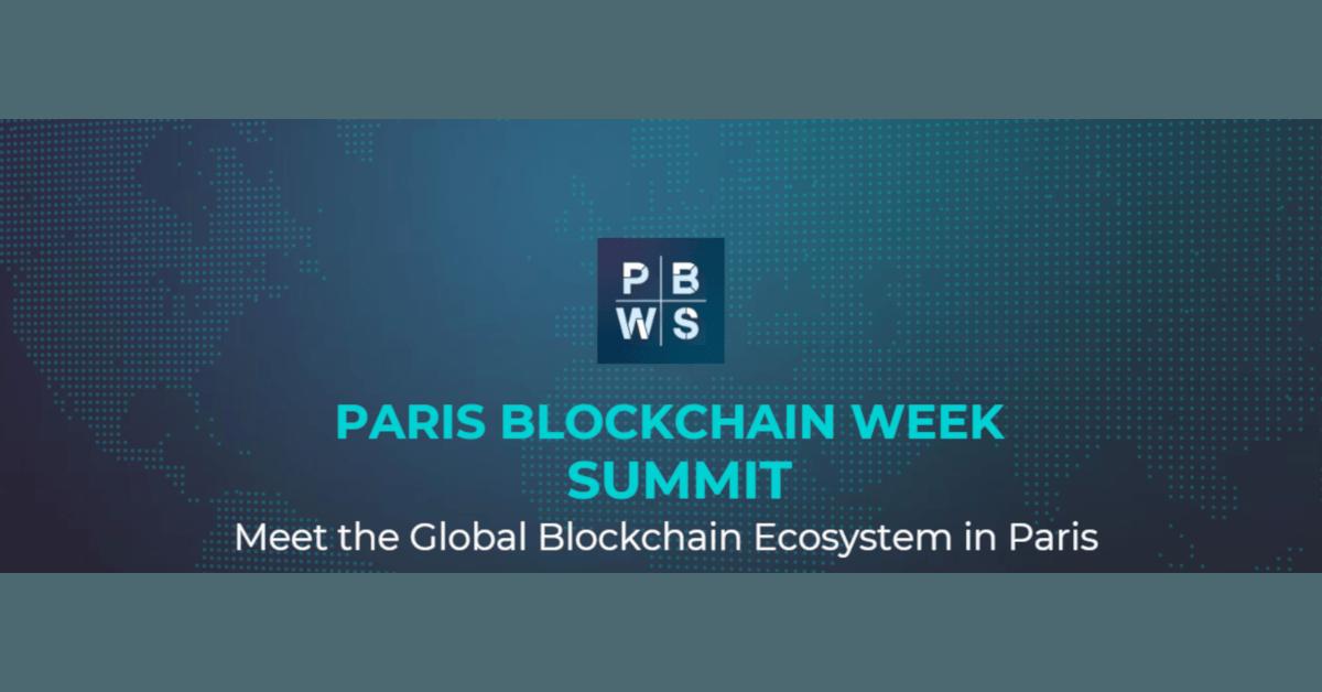 Paris Blockchain Week Summit 2020