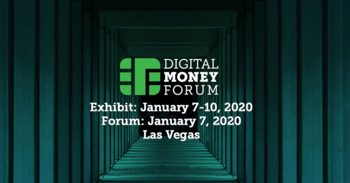 Digital Money Forum 2020