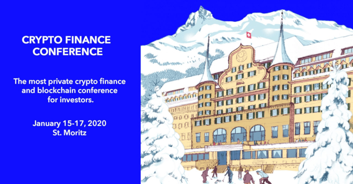 Crypto Finance Conference 2020