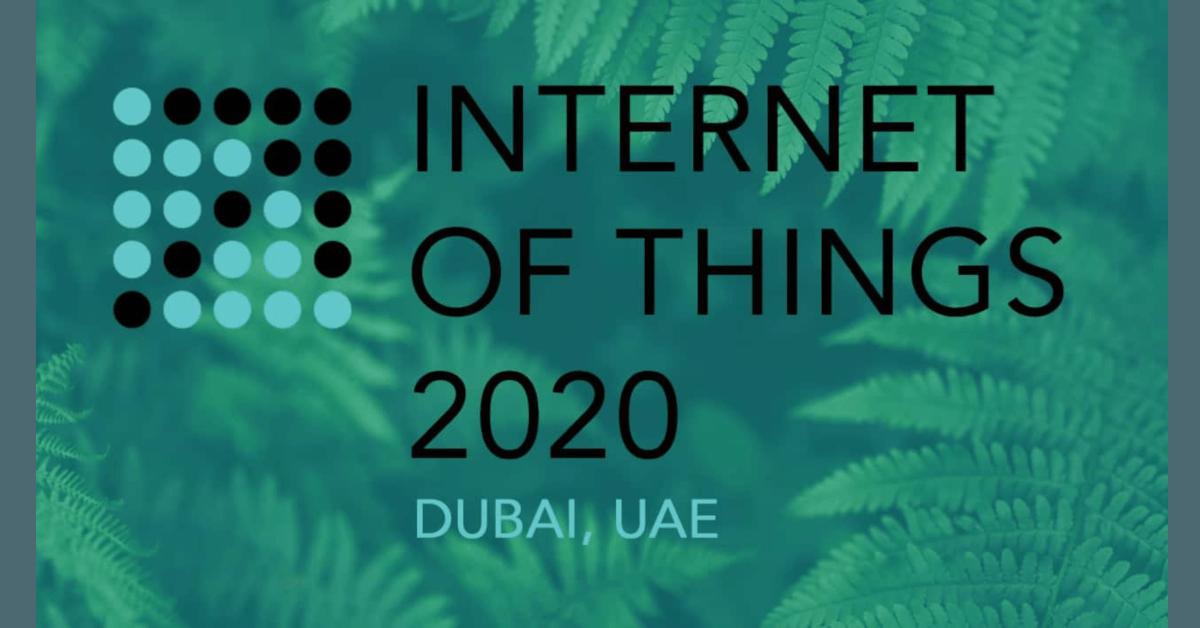 Internet of Things 2020