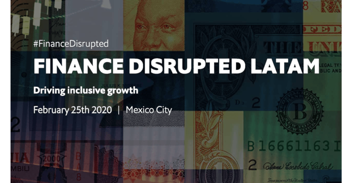 Finance Disrupted Latam