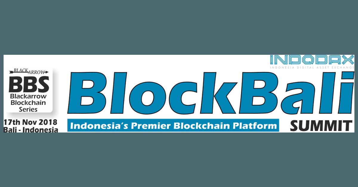 BlockBali Blockchain Conference