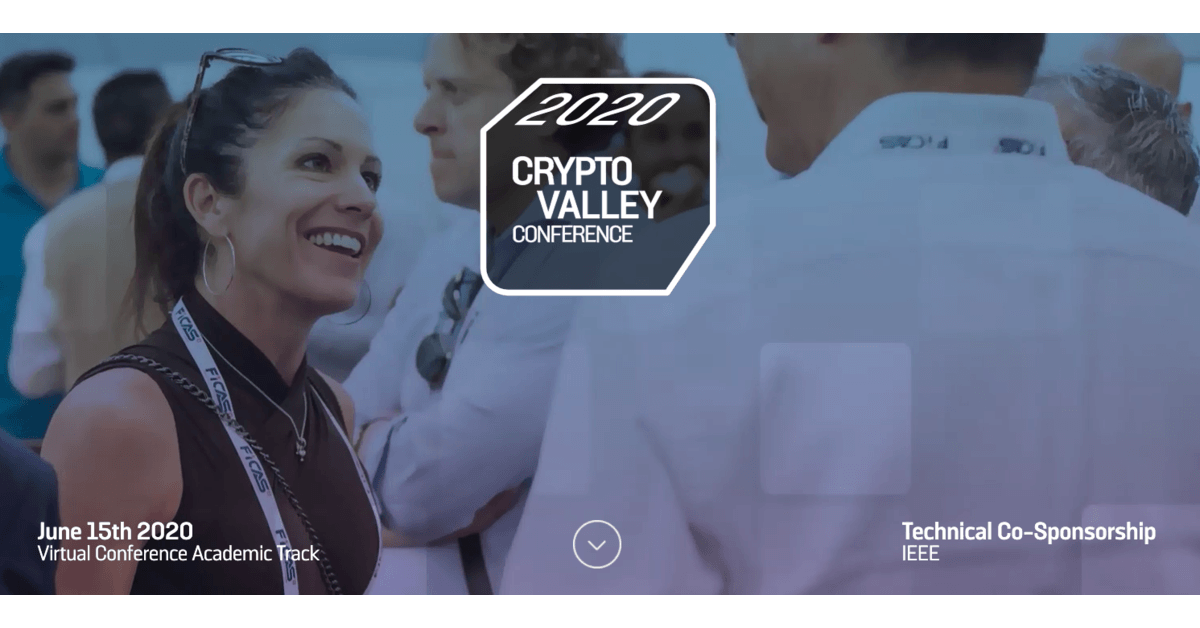 Crypto Valley Conference 2020
