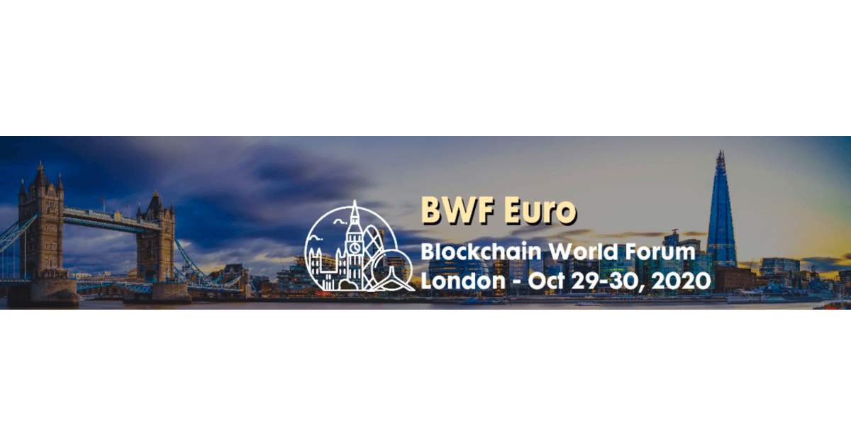 Blockchain World Forum Euro 2020