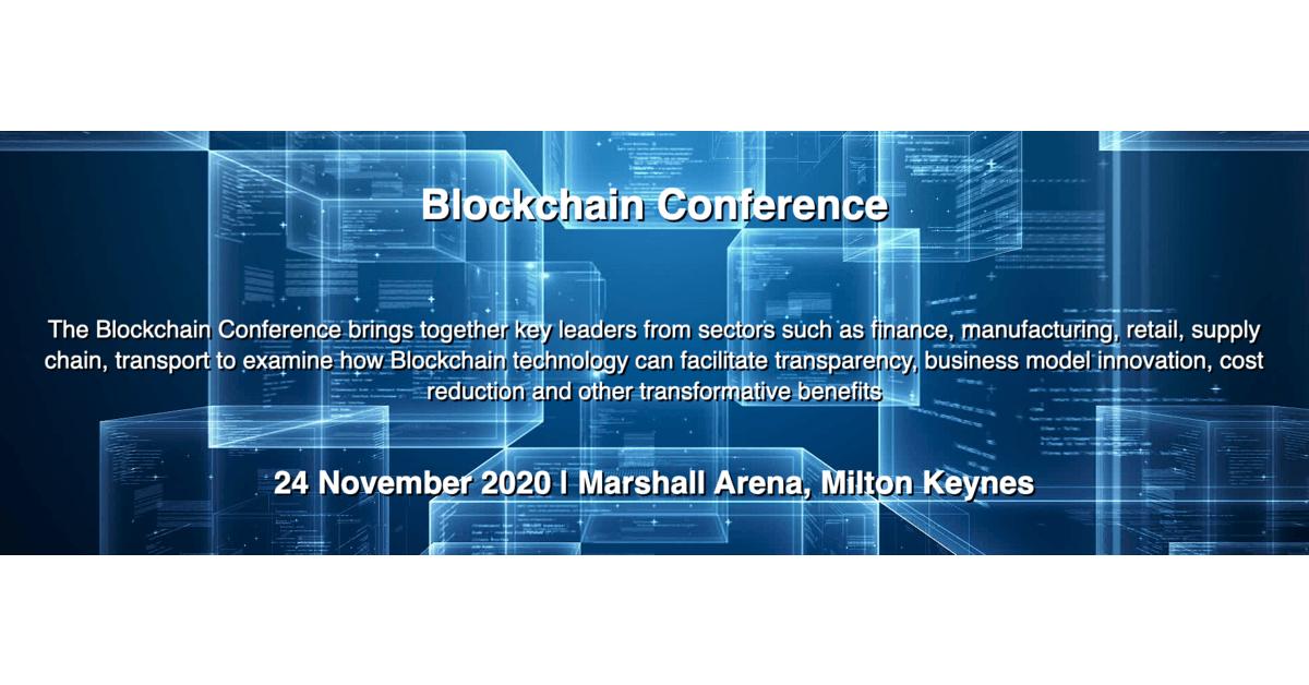 UK Blockchain Conference 2020