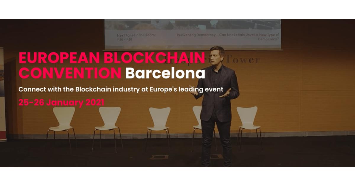 European Blockchain Conference Barcelona 2021