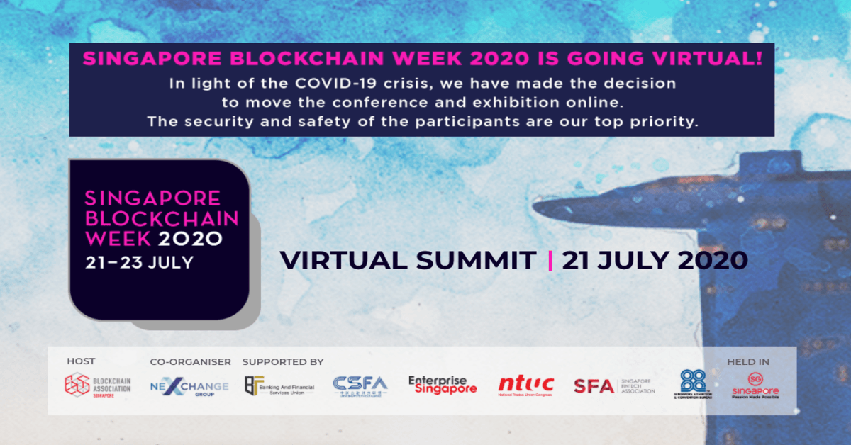 Singapore Blockchain Week 2020