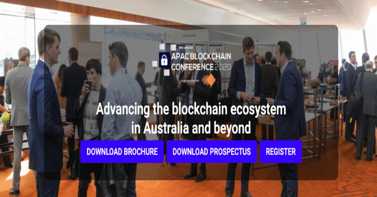 APAC Blockchain Conference 2020
