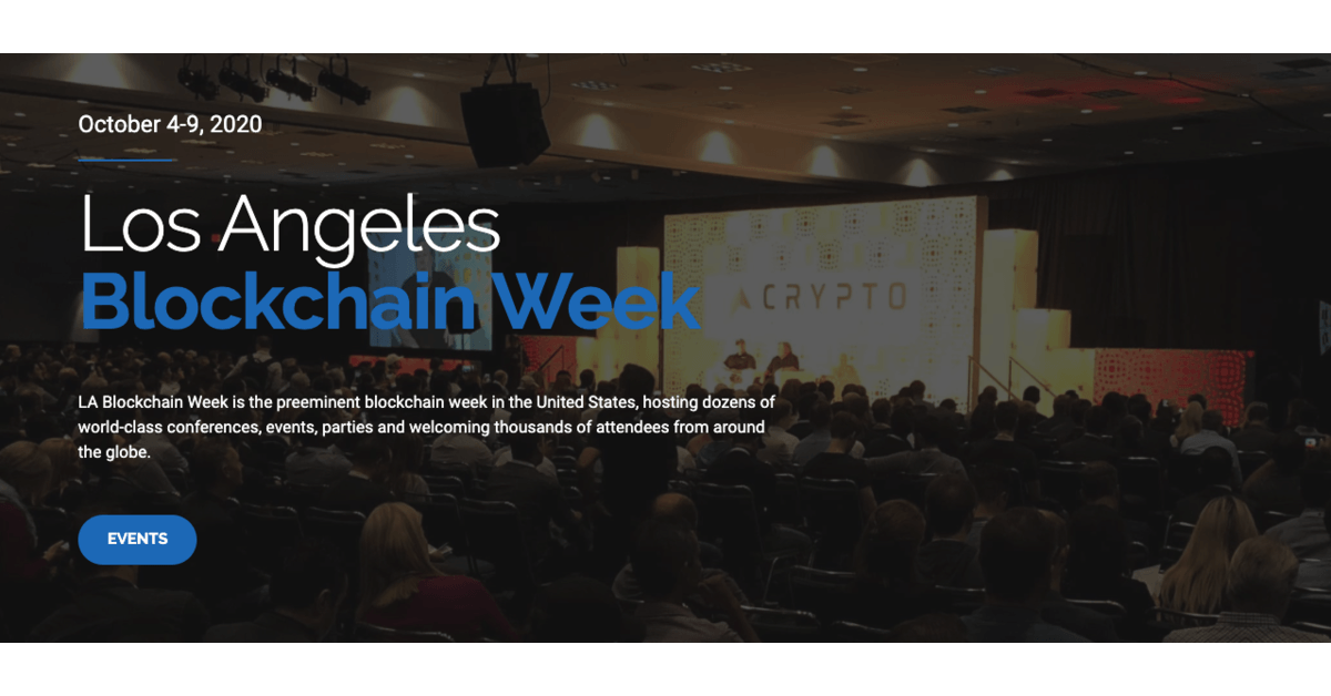 Los Angeles Blockchain Week 2020