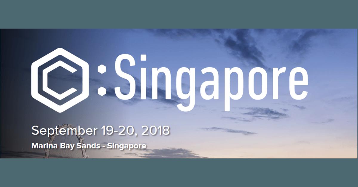 Consensus Singapore 2018