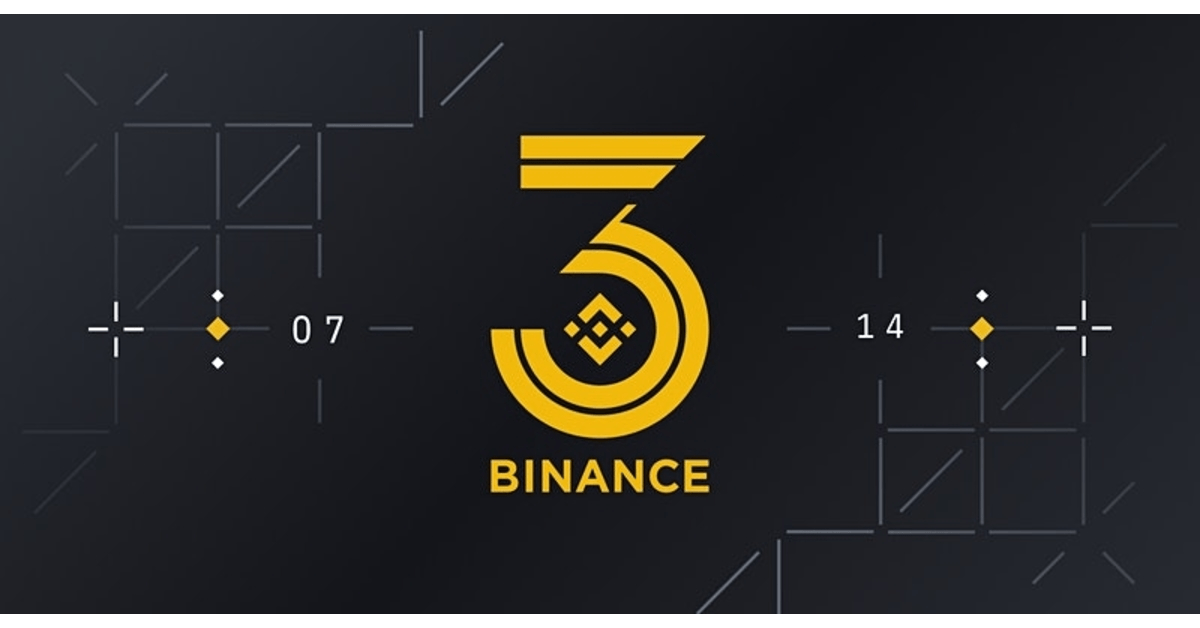 "Binance ""Off the Charts!"" Virtual Conference"