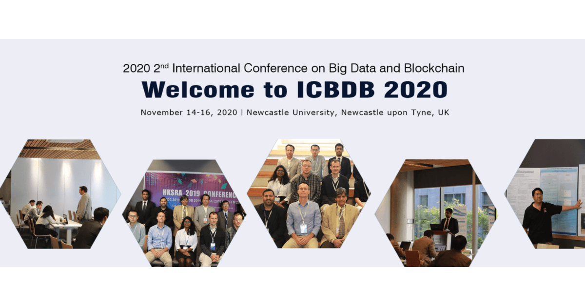 2nd International Conference on Big Data and Blockchain